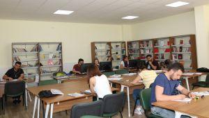 Çankaya'ya Yeni Bir Kütüphane