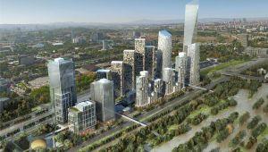 Merkez Ankara Projesi 2021'de Tamamlanacak