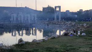 Temelli Gölü'nde Kirlilik Artıyor. Ankara Bu Güzelliği Kaybetmemeli