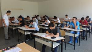 Ankara'da Mesleki Yönlendirme Testlerinde Başarı Sağlandı