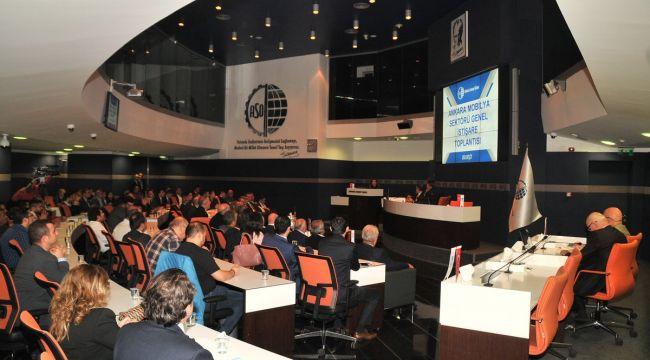 Ankara Sanayi Odasında, Mobilya Sektörünün Sorunları Konuşuldu