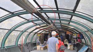 TMMOB'dan Uyarı! Ankara'da Üst Geçitler Tehlikeli