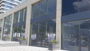Torunlar Holding'in Başkentgaz Kulesindeki Dükkanları Kiralanıyor