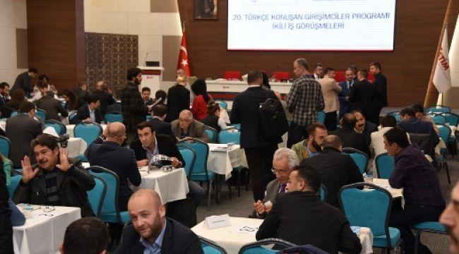 Türk Dünyasının Girişimcileri Ankara'da Ticari İş Birliklerini Değerlendirdi