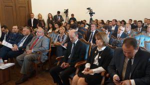 Türkiye-Ukrayna İlişkileri Ankara'da Yapılan Panelde Masaya Yatırıldı