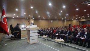 Vali Ercan Topaca; 'İşlerin Kalitesinde Sıkıntılarımız Var'