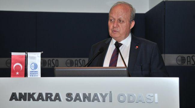 Ankara Sanayisi Odasından, 'Ticari Faaliyetler Kaskosu' Önerisi