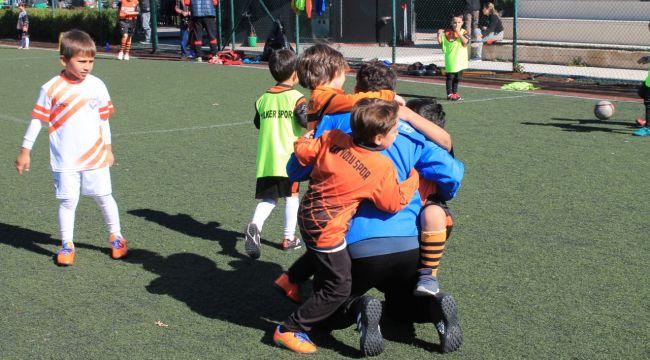 Çocuklarınıza Mücadeleyi, Yardımlaşmayı ve Rekabeti Spor İle Öğretin