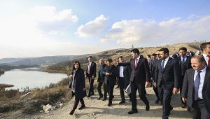 Kanal Ankara, Gölbaşı Bahçesi İle Birleşecek