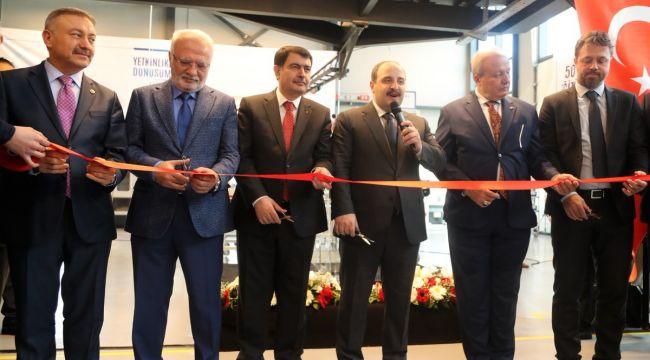 Ankara'da Türkiye'nin İlk Model Fabrikası Kuruldu