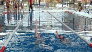 Ankara'daki Yarı Olimpik Havuz Tam Kapasite Hizmete Açıldı