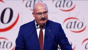 ATO, 'Enflasyonla Mücadele Programına Destek Vereceğiz'
