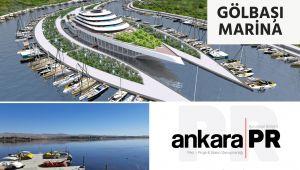 Ankara PR, Gölbaşı'na Marina Projesinin Planlandığını Açıkladı