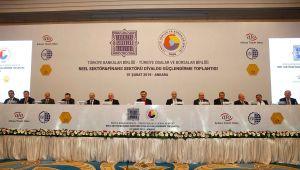Ekonominin Geleceği Konulu Toplantı, Ankara'da Yapıldı