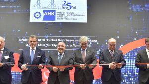 Alman-Türk Ticaret ve Sanayi Odası Ankara Ofisi Hizmete Girdi