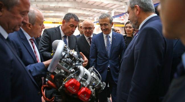 Ankara Hab'da İlk Fabrika Üretime Başladı
