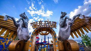 Ankara'nın Turizm Ekonomisine Büyük Katkı Sağlayacak 'Wonderland Eurasia' Açıldı