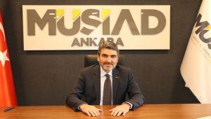 Müsiad Ankara Başkanı Acar, 'Faiz Düşürülmeli, Hükümet Tasarrufa Öncülük Etmeli'