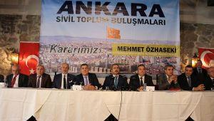 Ankara'daki STK'ların Etkisi Tartışılıyor