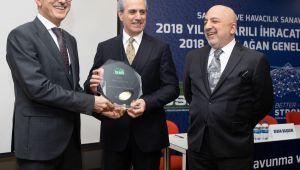 Ankaralı Savunma Şirketine 3 Ödül