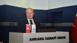 ASO Başkanı Özdebir, 'Gündemimiz Ekonomi Olmalı'