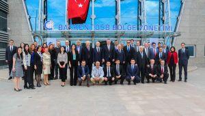 Başkent OSB'nin Yeni Yönetimi Göreve Başladı