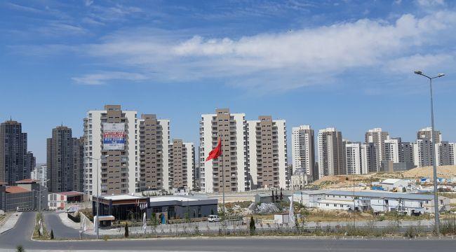 Konut Fiyatları Düşüşünde Türkiye Birinci