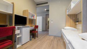 Ankara'da Otel Konforunda Öğrenci Yurdu