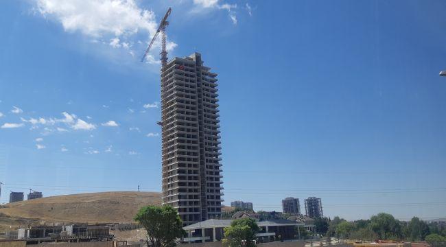 Ankara'da İnşa Edilen 4 Konuttan 1'i Satılmayı Bekliyor