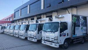 Balkan Süt Ankara'da Büyüyor