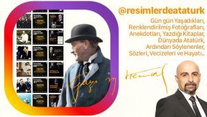 Dünyanın Gözünden Atatürk'ü Anlatan Sosyal Medya Girişimi
