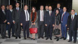 Egeli İş Adamları Ankara'da Ofisi Açtı