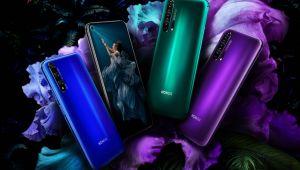 Honor En Hızlı Büyüyen Akıllı Telefon Markası Oldu