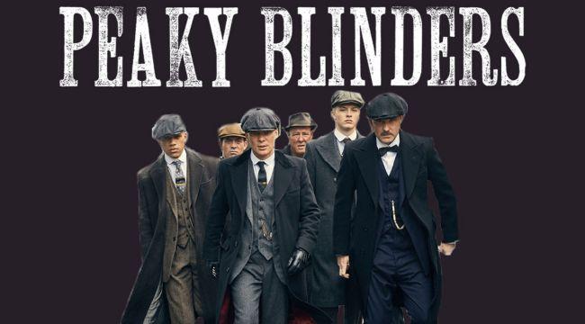 İş Hayatında Stratejiyi Anlatan Ders Niteliğinde Bir Dizi: 'Peaky Blinders'