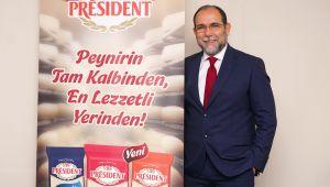 Président Peynirleri Türkiye Pazarına Girdi