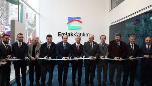 Gayrimenkul Sektöründe Finans Sağlayıcı EmlakKatılım Ankara'da Şube Açtı