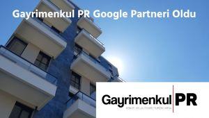 Gayrimenkul PR Google Partneri Oldu