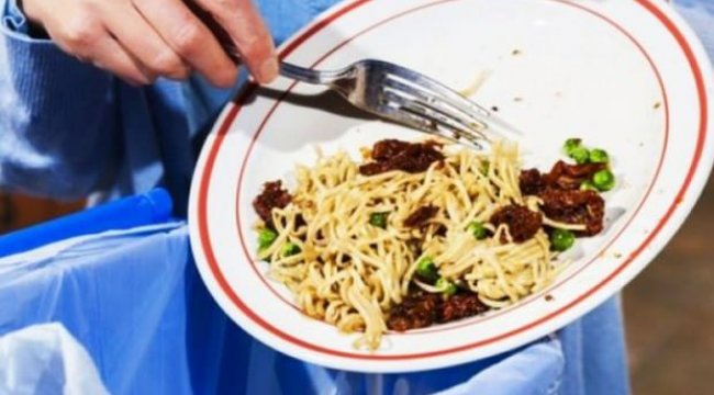 Dünyada her yıl 1,3 milyar ton gıda israf ediliyor