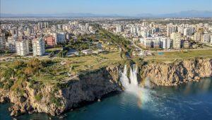 Antalya'da Kovid-19 sürecinde de yabancı sermayeli firma sayısı arttı
