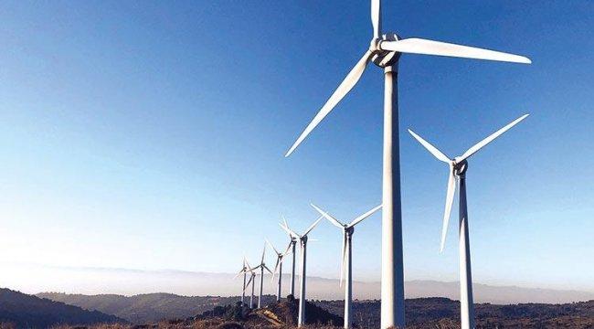 Rüzgârdan elektrik üretiminde yeni rekor