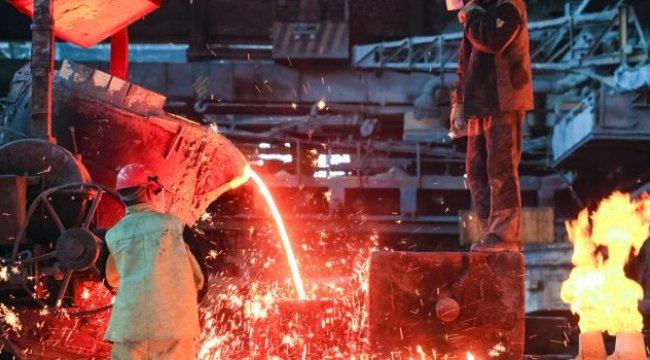 Demir çelik sektöründe hedef 1,4 milyar Dolar