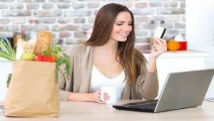 Online alışverişlerde debit kartlar revaçta