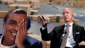 2 dev şirket mahkemelik oldu! Jeff Bezos ve Hindistan'ın en zengin kişisi karşı karşıya geldi