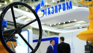 Gazprom'dan rekor ihracat