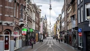 Hollanda ekonomisi 2020'de yüzde 3,8 küçüldü