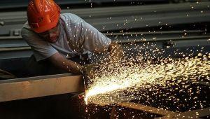 Sanayi üretim endeksi yüzde 11,4 yükseldi