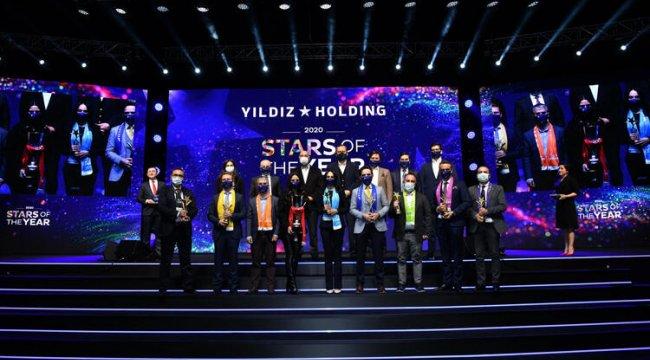 Yıldız Holding'den Senenin Yıldızları Ödül Töreni