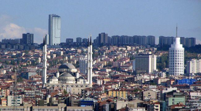 Ankara'da konut satışları yüzde 110 oranında arttı