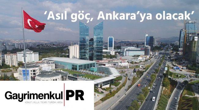 Pandemi sonrası Ankara gayrimenkul sektörüne bakış