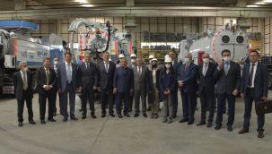 Ankaralı karba ile Tataristanlı kamaz arasında büyük işbirliği